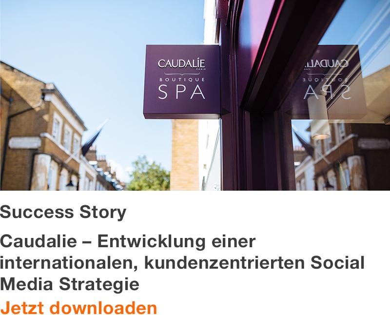 Caudalie – Entwicklung einer internationalen, kundenzentrierten Social Media Strategie
